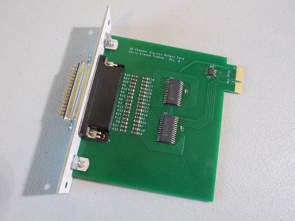 Digital I/O card